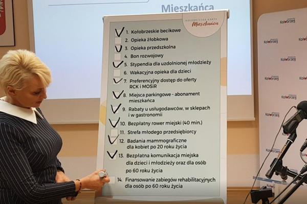 Podsumowanie roku prezydentury Anny Mieczkowskiej